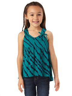 GRL3Girls 2-6 Better Things Top by Roxy - FRT1