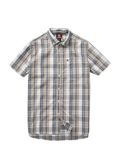 KPC0Pirate Island Short Sleeve Shirt by Quiksilver - FRT1