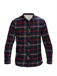 BYJ0Big Bury Long Sleeve Shirt by Quiksilver - FRT1