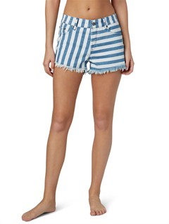 BTN6Smeaton Stripe Shorts by Roxy - FRT1