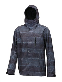 DNMTravis Rice Polar Pillow  5K Jacket by Quiksilver - FRT1