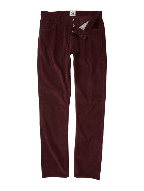 RSH0Class Act Chino Pants  32  Inseam by Quiksilver - FRT1