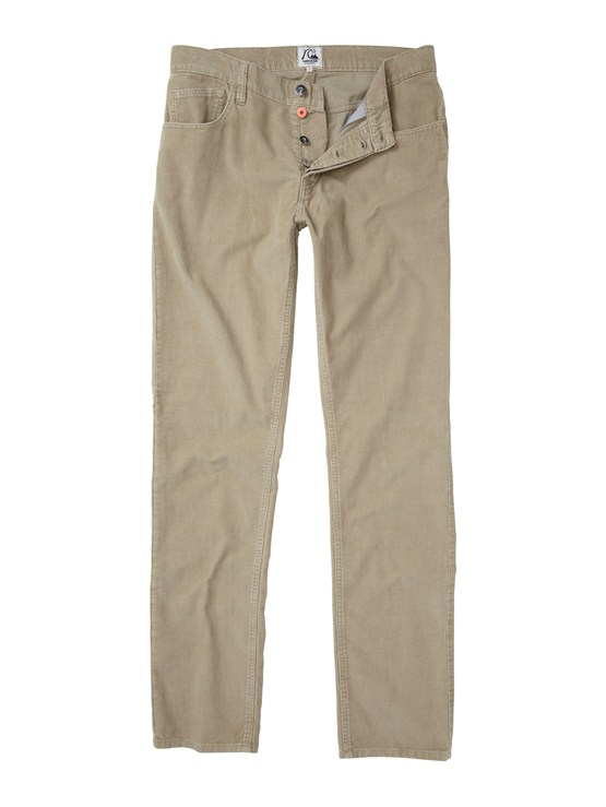 TMP0Class Act Chino Pants  32  Inseam by Quiksilver - FRT1