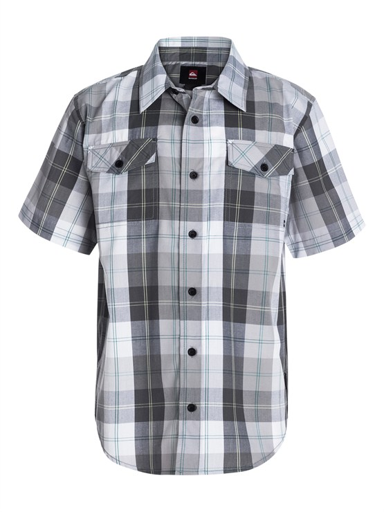 KRP0Boys 8- 6 Mountain And Wave Shirt by Quiksilver - FRT1