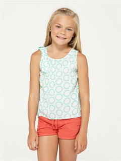 WAVGirls 2-6 Snow Plow Top by Roxy - FRT1