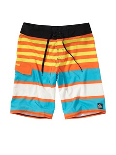NMJ3Boys 8- 6 Kelly Boardshorts by Quiksilver - FRT1