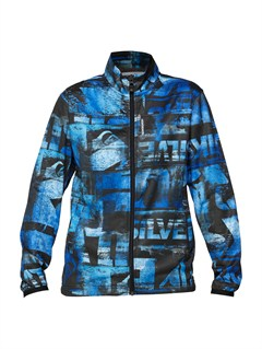 PRM3Nice Youth Fleece by Quiksilver - FRT1