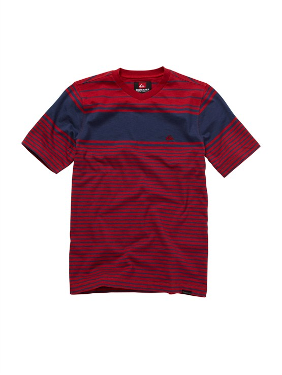 RRD3Boys 2-7 Gravy All Over T-Shirt by Quiksilver - FRT1