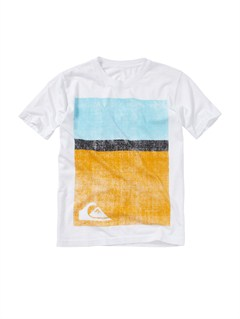 WBB0Boys 8- 6 Stay Cool T-Shirt by Quiksilver - FRT1