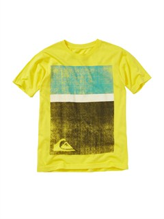 YGP0Boys 8- 6 True Test T-Shirt by Quiksilver - FRT1