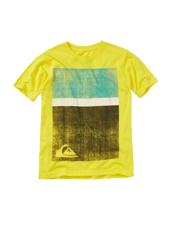 YGP0Boys 2-7 Gravy All Over T-Shirt by Quiksilver - FRT1
