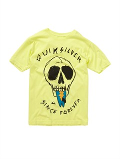 GCK0Boys 8- 6 After Hours T-Shirt by Quiksilver - FRT1