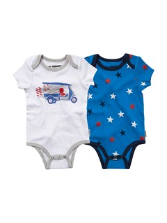 ASTBaby Board Cycle Bodysuit by Quiksilver - FRT1