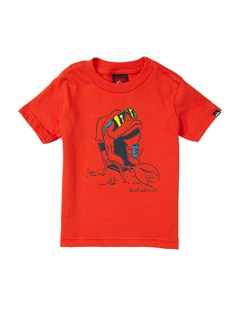 RQF0Baby Big Foot T-Shirt by Quiksilver - FRT1