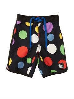 KVJ6Boys 2-7 Clean And Mean Boardshorts by Quiksilver - FRT1