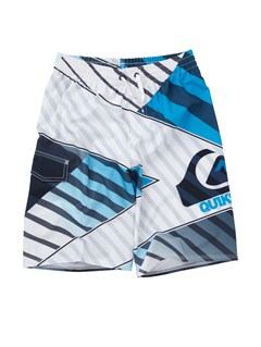 WBB6Boys 2-7 Batter Volley Boardshorts by Quiksilver - FRT1