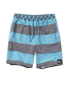 BHR3Custom Scallop  8  Boardshorts by Quiksilver - FRT1