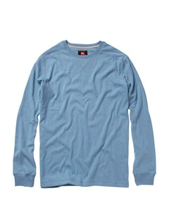 BLF0Lightburnt Again Sweater by Quiksilver - FRT1