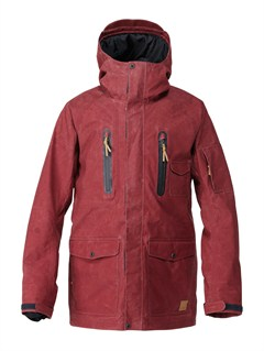 RZD0Carry On Insulator Jacket by Quiksilver - FRT1