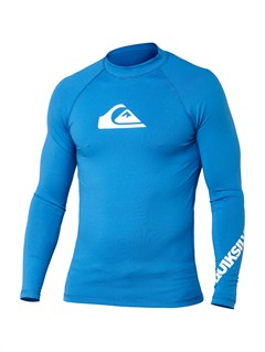 BQN0All Time LS Rashguard by Quiksilver - FRT1