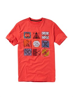 CHIMixed Bag Slim Fit T-Shirt by Quiksilver - FRT1