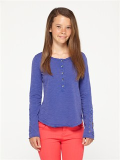 PRC0Girls 7- 4 Believe Printed B Sweater by Roxy - FRT1