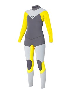 XKSYCypher 3/2 Chest Zip Wetsuit by Roxy - FRT1