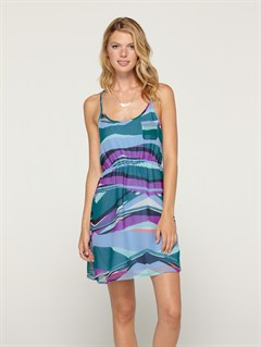 BSR6Shoreline Dress by Roxy - FRT1