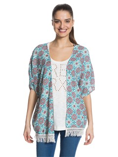 MEK6Western Rose Top by Roxy - FRT1