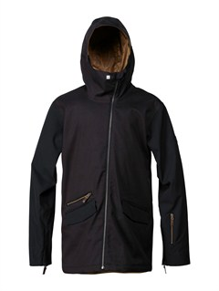 BLKHarvey  0 Insulated Jacket by Quiksilver - FRT1