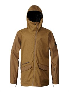 CNK0Harvey  0 Insulated Jacket by Quiksilver - FRT1