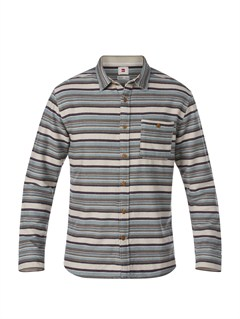 GPB0Big Bury Long Sleeve Shirt by Quiksilver - FRT1