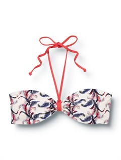 MULDesert Rose Seascape Bandeau by Quiksilver - FRT1
