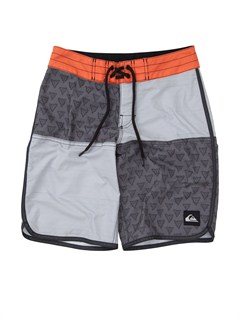 SGR6Boys 8- 6 A little Tude Boardshorts by Quiksilver - FRT1