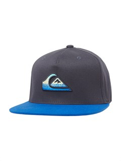 KRP0Boys 8- 6 Boardies Hat  by Quiksilver - FRT1