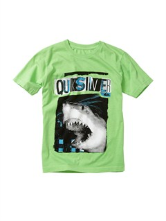 GKQ0Boys 8- 6 Mountain And Wave Shirt by Quiksilver - FRT1