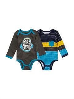 ASTBaby Barracuda Cay Shirt by Quiksilver - FRT1