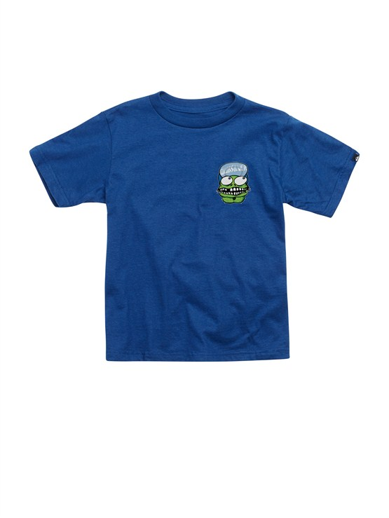 BSA0Boys 2-7 Crash Course T-Shirt by Quiksilver - FRT1