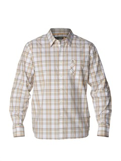SMB0Biscay Long Sleeve Shirt by Quiksilver - FRT1