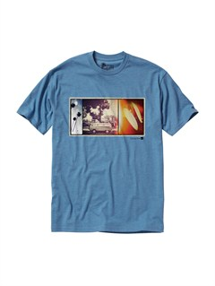 BJLHMen s Channel T-Shirt by Quiksilver - FRT1
