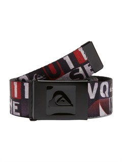 RRD0Sector Leather Belt by Quiksilver - FRT1