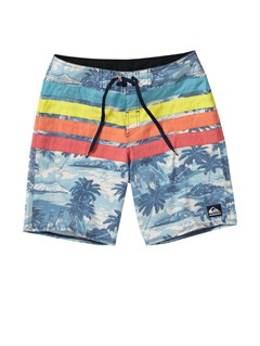 BGC6A Little Tude 20  Boardshorts by Quiksilver - FRT1