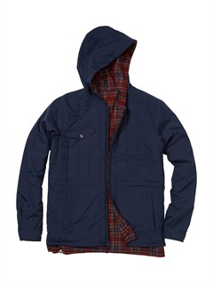 BTK0Men s Front Zip Sup Jacket by Quiksilver - FRT1