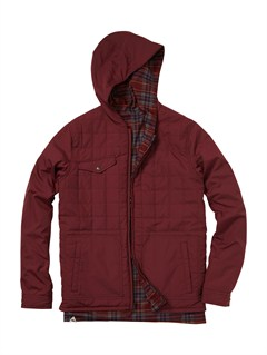 RSP0Men s Front Zip Sup Jacket by Quiksilver - FRT1