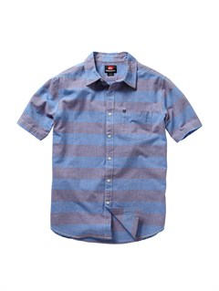 BQR3Tube Prison Short Sleeve Shirt by Quiksilver - FRT1
