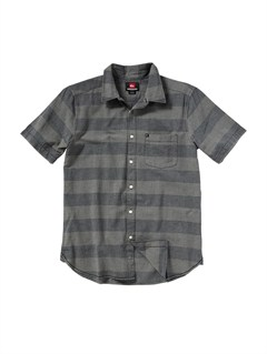 KVJ3Tube Prison Short Sleeve Shirt by Quiksilver - FRT1