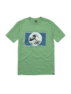 GQP0Mixed Bag Slim Fit T-Shirt by Quiksilver - FRT1