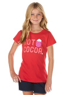 RQM0Girls 7- 4 Burner ND Long Sleeve Top by Roxy - FRT1