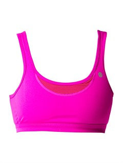 MPB0Cross Back Seamless Sports Bra by Roxy - FRT1