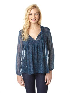 PSS6Spring Fling Long Sleeve Top by Roxy - FRT1